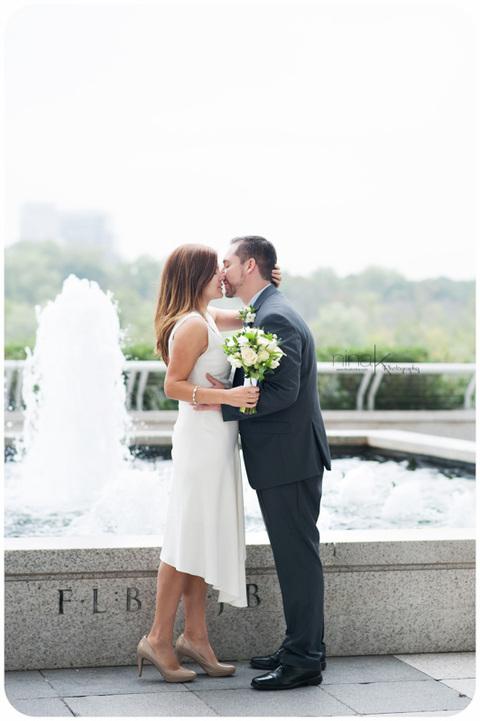 Kennedy Center Wedding